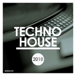 VARIOUS - Techno House 2018 (Front Cover)