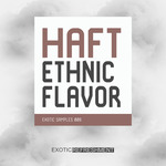 HAFT - Ethnic Flavor (Front Cover)
