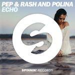 PEP & RASH/POLINA - Echo (Front Cover)