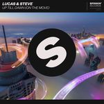 LUCAS & STEVE - Up Till Dawn (On The Move) (Front Cover)