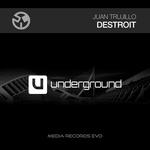 JUAN TRUJILLO - Destroit (Front Cover)