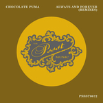 CHOCOLATE PUMA - Always And Forever (Front Cover)