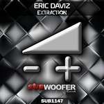 ERIC DAVIZ - Extraction (Front Cover)