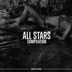 JERRY COMANN/LUCKY VEGAS/CZARINA/OPHELIE MERCURY - All Stars (Volume 2) (Front Cover)