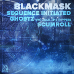 BLACKMASK feat JACK THE RIPPER - Sequence Initiated (Front Cover)