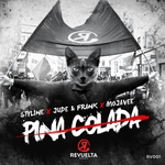 STYLINE/JUDE/FRANK/MOJAVEE - Pina Colada (Front Cover)