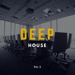 VARIOUS - Deep House Music Vol 5 (Front Cover)