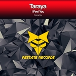 TARAYA - I Feel You (Front Cover)