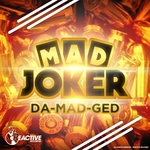 MAD JOKER - DA-MAD-GED (Front Cover)