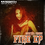 MENTAL CRUSH - Fire EP (Front Cover)