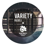 VILIUS J - Variety (Front Cover)
