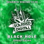 DANIEL SEVEN - Black Hole (Front Cover)