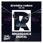 DJ KRISTINA MAILANA - Ola Ola (Front Cover)