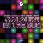 SANDER KLEINENBERG feat GEORGE MCCRAE - Colours In The Sun (Front Cover)