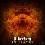 U-RECKEN - In Flames (Front Cover)