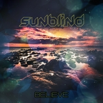 SUNBLIND - Believe (Front Cover)