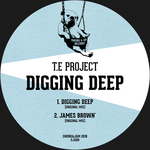 TE PROJECT - Digging Deep (Front Cover)