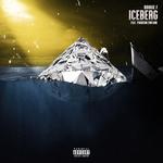 DOUGIE F feat PARDISON FONTAINE - Iceberg (Explicit) (Front Cover)