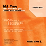 MJ FREE - 2D/John Mirror (Front Cover)