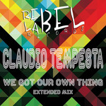 CLAUDIO TEMPESTA - We Got Our Own Thing (Front Cover)