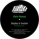 CHRIS STUSSY - Display & Sustain (Front Cover)
