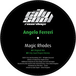 ANGELO FERRERI - Magic Rhodes (Front Cover)
