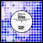 RISHI K - Drive (Front Cover)
