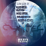 CYNTEL - Dark City EP (Front Cover)