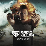RADIO KILLAH - Game Over (Front Cover)