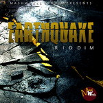 SMALLZ/WARLORD/D'REGULARS/MASHWORKS FAMILY STUDIO PRODUCTIONS - Earthquake Riddim (Front Cover)