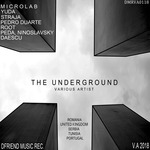 VARIOUS - The Underground EP (Front Cover)