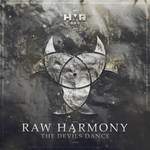 RAW HARMONY - The Devils Dance (Front Cover)