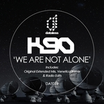 K90 - We Are Not Alone (Front Cover)