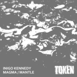 INIGO KENNEDY - Magma/Mantle (Front Cover)