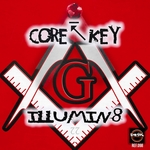 CORE-KEY - Illumin8 (Front Cover)