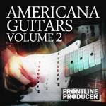 Americana Guitar Licks & Riffs 2 (Sample Pack WAV/APPLE)