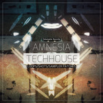 DELECTABLE RECORDS - Amnesia TechHouse (Sample Pack WAV) (Front Cover)