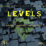 VARIOUS - Levels Riddim (Front Cover)