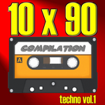 10 X 90 Compilation/Techno Vol 1
