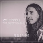 WELTMODUL feat ADAM WENDLER - Feels Right (Front Cover)
