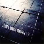 MEES DIERDORP - Can't Run Today EP (Front Cover)