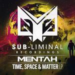 MENTAH - Space, Time & Matter LP (Front Cover)