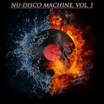 VARIOUS - Nu-Disco Machine Vol 1 (Front Cover)
