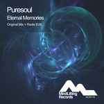 PURESOUL - Eternal Memories (Front Cover)