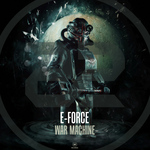 E-FORCE - War Machine (Front Cover)