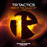TR TACTICS - Rise Of The Galaxy Part One (Front Cover)