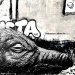 SEBASTIAN ALBRECHT - Exile (Front Cover)