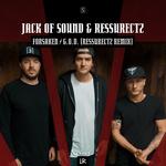 JACK OF SOUND & RESSURECTZ - Forsaken/G.O.D. (Front Cover)