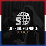 DR PHUNK & LEPRINCE - Di Dacta (Front Cover)