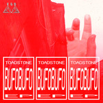 BUFOBUFO - Toadstone EP (Front Cover)